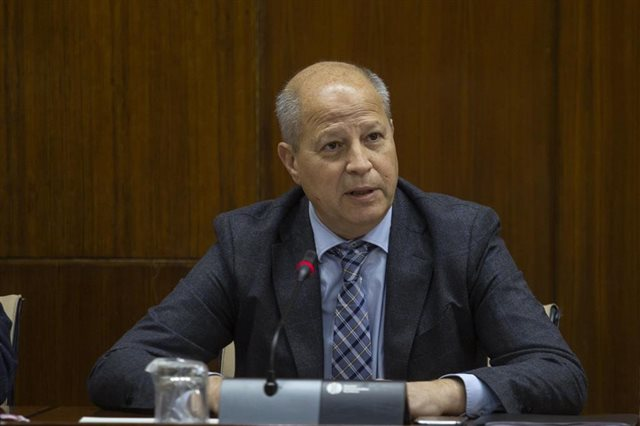 Imbroda anuncia la creación de la Red Andaluza de BI